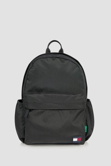 Boys Black Backpack