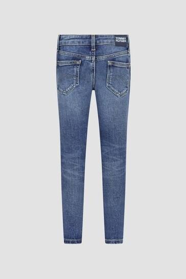 Tommy Hilfiger Girls Blue Jeans