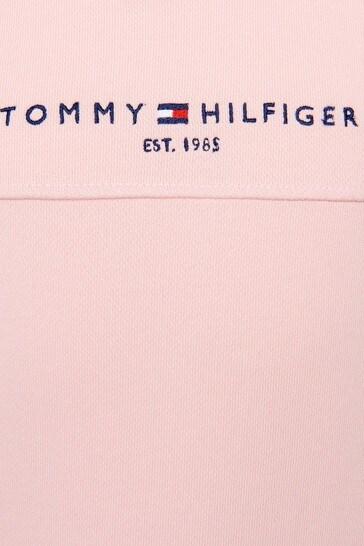 Tommy Hilfiger Girls Pink Dress