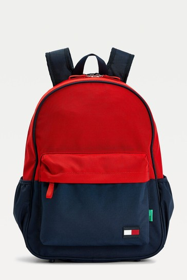 Boys Navy Backpack