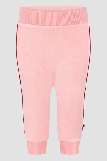 Baby Girls Pink Joggers