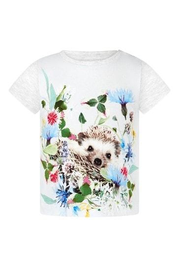 Baby Girls Grey T-Shirt