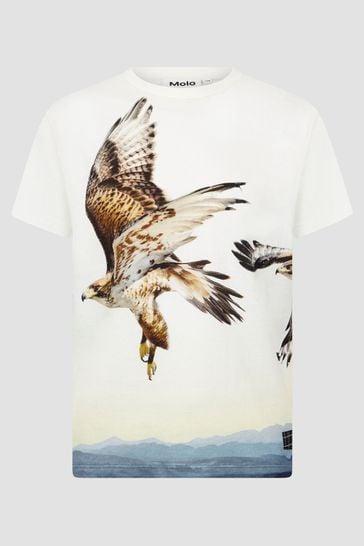 Boys Cream T-Shirt
