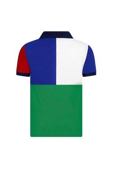 Multi Polo Shirt