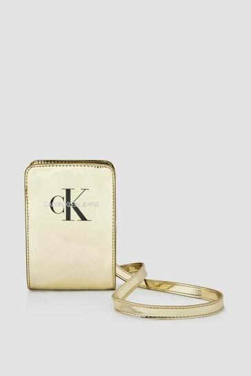 Kids Gold Bag