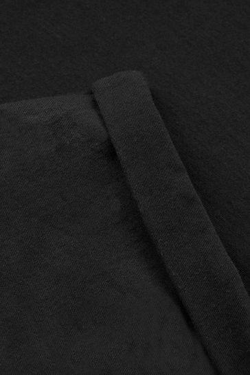 Girls Black Dress