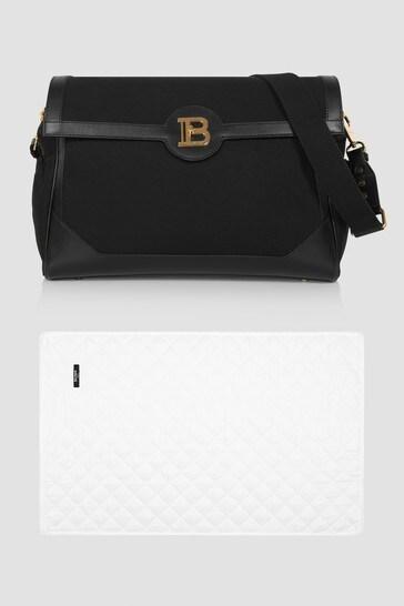Baby Girls Black Changing Bag