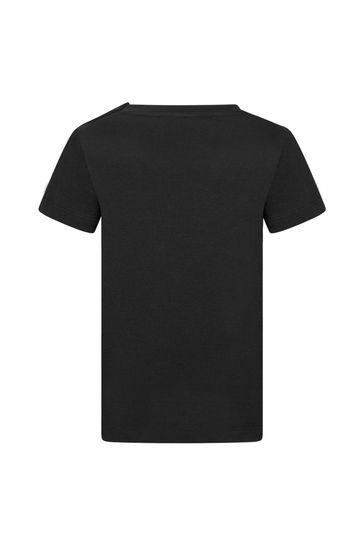 Kids Black T-Shirt