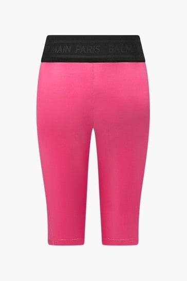 Girls Purple Shorts