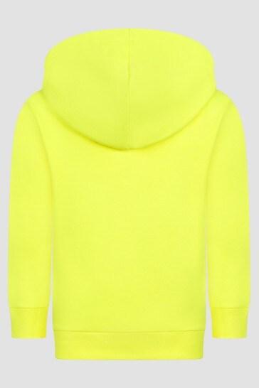 Boys Yellow Hoodie
