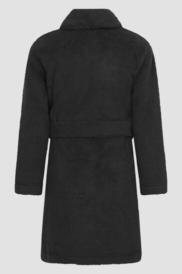 Girls Black Robe