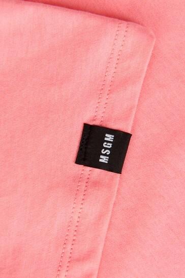 Girls Pink T-Shirt