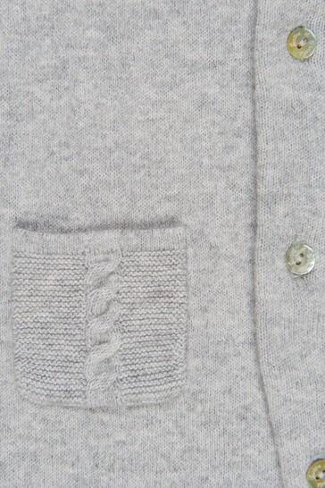 Baby Boys Grey Sleepsuit