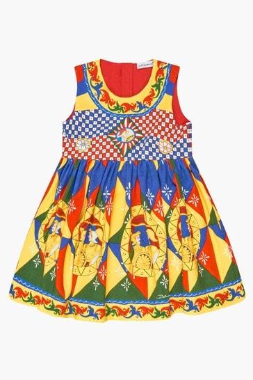 Baby Girls Multi Dress