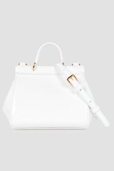 Girls White Bag