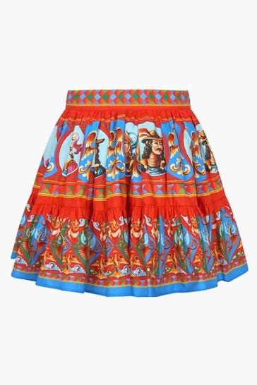 Girls Multi Skirt