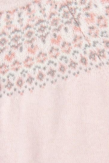 Tartine et Chocolat Baby Girls Pink Rompersuit