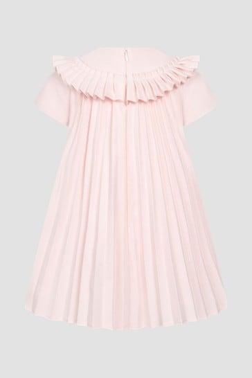 Tartine et Chocolat Baby Girls Pink Dress