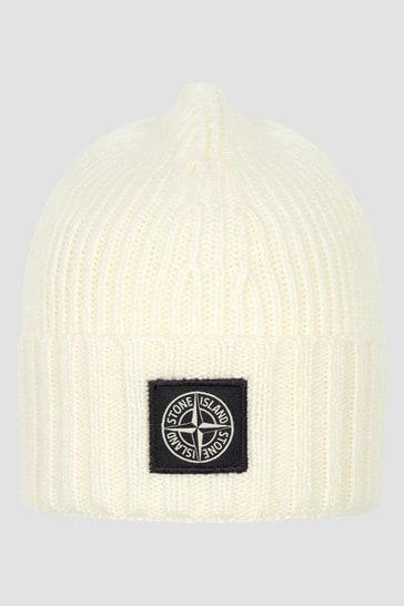 Boys White Hat