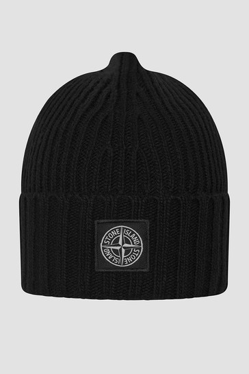 Boys Black Hat