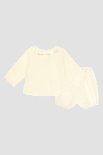 Baby Girls White Set