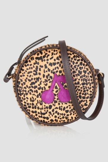 Girls Gold Bag