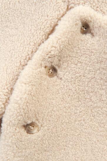 Baby Cream Coat