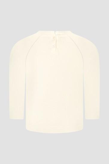 Baby Boys Cream T-Shirt