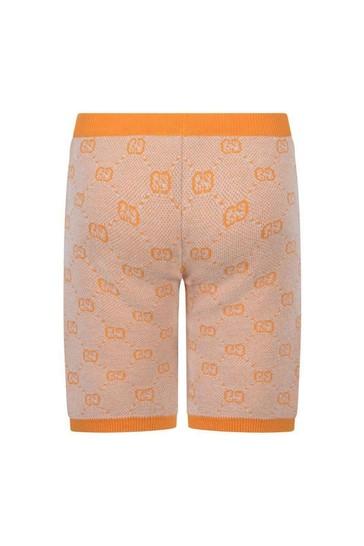 Wool GG Shorts