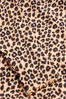 Animal Print Long Sleeve Rib T-Shirt (3mths-8yrs)