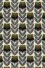 Rosebud Moss Green Made To Measure Roller Blind by Orla Kiely