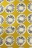 Starburst Ochre Yellow Made To Measure Roller Blind