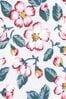 Cath Kidston Climbing Blossom Blush Made To Measure Roman Blind