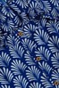 Cobalt Tile Printed Frill Sundress (3-16yrs)