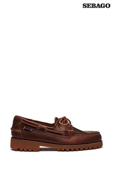 Sebago® Ranger Waxy Cleated Deck Shoes