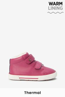 Raspberry Pink Standard Fit (F) Thinsulate™ Warm Lined Boots