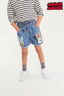 Minnie Mouse™ Paperbag Shorts (3-16yrs)