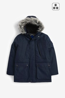 Navy Parka (3-16yrs)