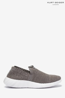 Kurt Geiger London Lorna Grey Trainers
