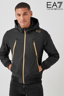 Emporio Armani EA7 Black Core ID Jacket