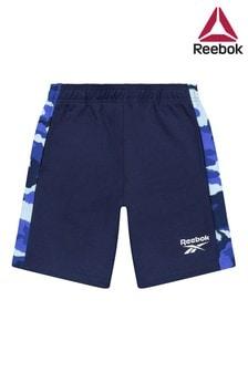 Reebok Navy Camo Shorts