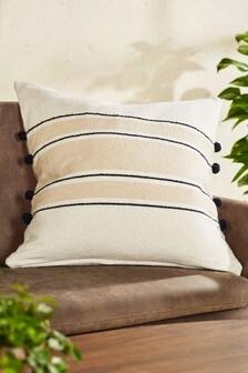 Bronx Chunky Stripe Cushion