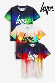 Hype. Drip T-Shirts 3 Pack
