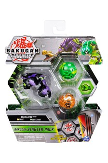Bakugan Starter Pack Asst Series 2