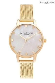 Olivia Burton Midi Mesh Watch