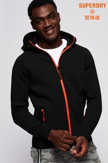 Superdry Gym Tech Stretch Zip Hoody