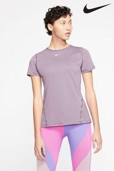 Nike Pro Mesh Training T-Shirt