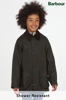 Barbour® Boys Beaufort Wax Jacket