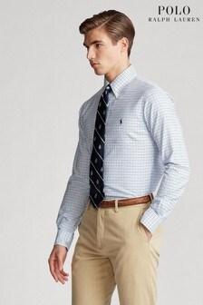 Polo Ralph Lauren Blue Custom Shirt
