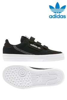 adidas Originals Continental 80 Vulc Junior Velcro Trainers